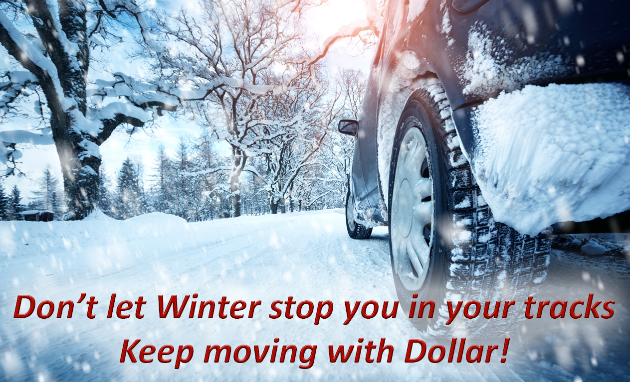 Keep moving with Dollar Car and Van Rental
