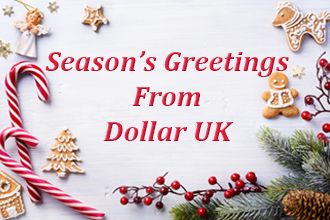 Season's Greetings from Dollar UK